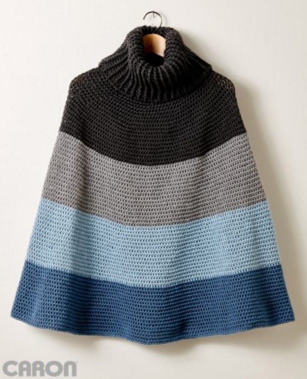 Crochet Cape Pattern The WHOot