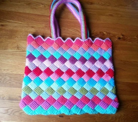 You Will Adore These Crochet Tote Bag Best Free Patterns The WHOot Stunning Crochet Hobo Bag Pattern