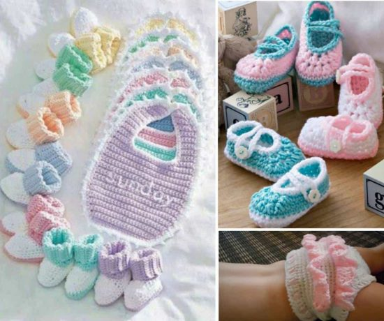 90eff4544c3d Free Baby Crochet Patterns The Most Adorable Collection