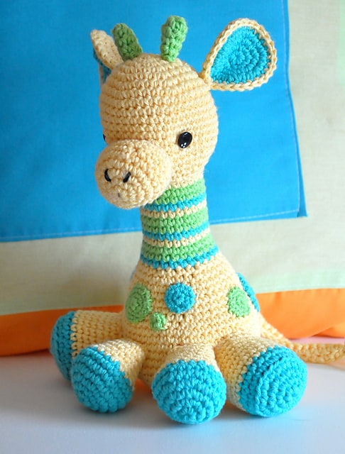 Crochet Giraffe The Cutest Ideas Ever | The WHOot