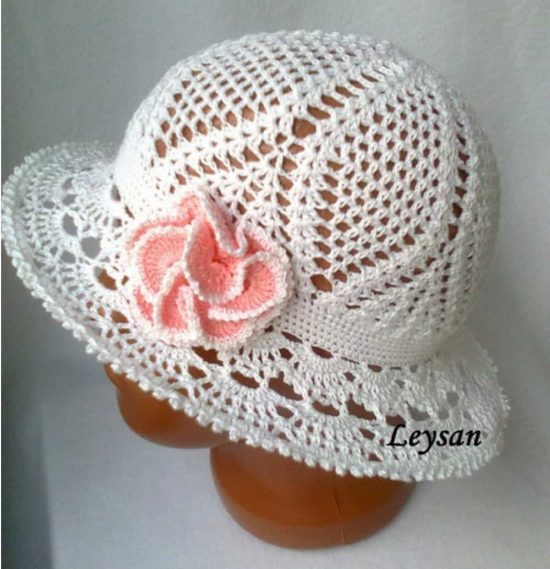 Crochet Cloche Hat Free Pattern