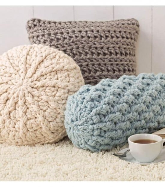 Crochet Pillows Free Patterns