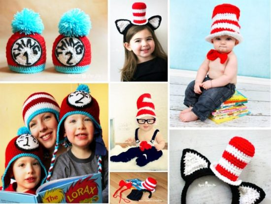 Dr Seuss Crochet Patterns The Cutest Collection Of Ideas 0b4fabe0016