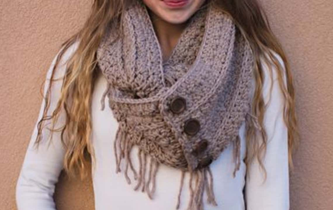 Crochet Cowl All The Best Ideas Youll Love