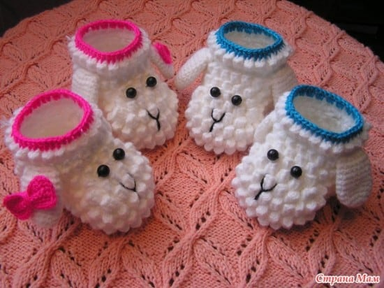 Lamb Booties Crochet Pattern Check Out All The Best Ideas