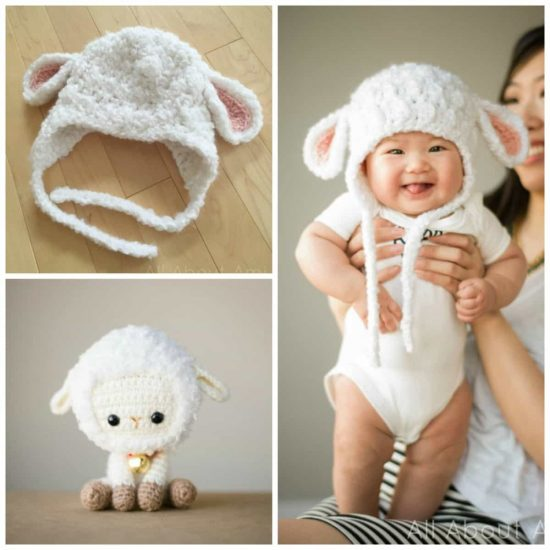 9423eafef375 Lamb Crochet Projects The Best Collection