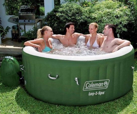 Coleman Inflatable Tub