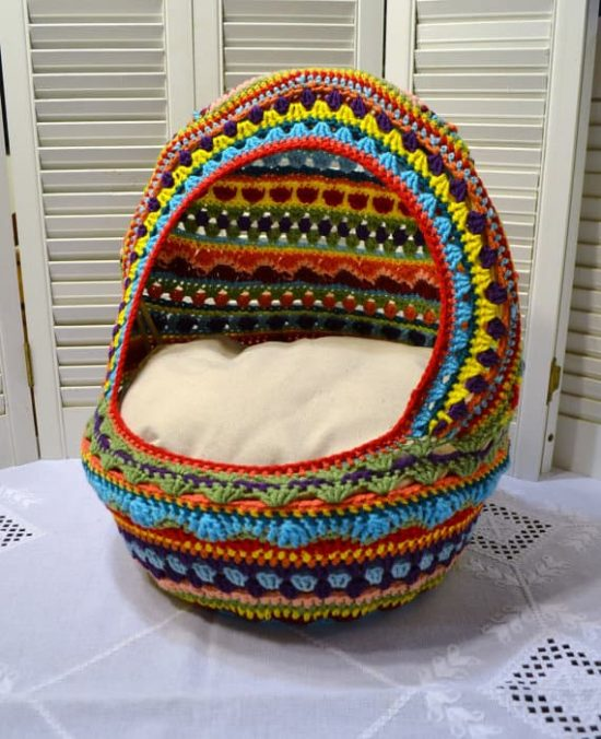 Crochet Cat Cave Lots Of Ideas The Whoot