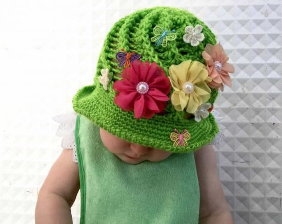 Crochet Cloche Hats The Best Free Collection