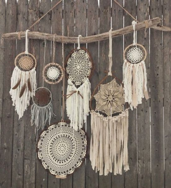 Doily Dream Catchers The Best Ideas The WHOot Amazing How To Make Doily Dream Catchers