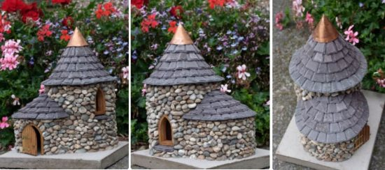 Enchanted Fairy Cottage Tower