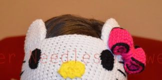 Hello Kitty Crochet Hat Free Pattern Archives The Whoot