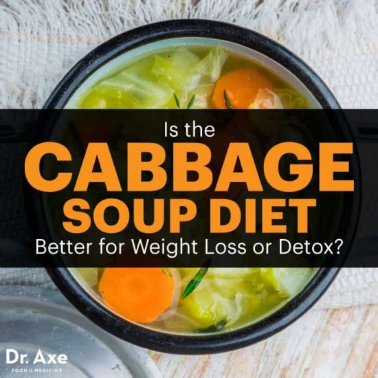 Is The Cabbage Soup Diet Better For Weight Loss Or Detox