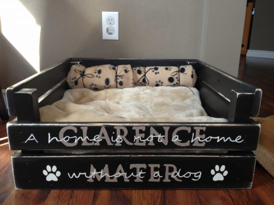 How To Make Your Furbaby A Cute Pallet Dog Bed The Whoot