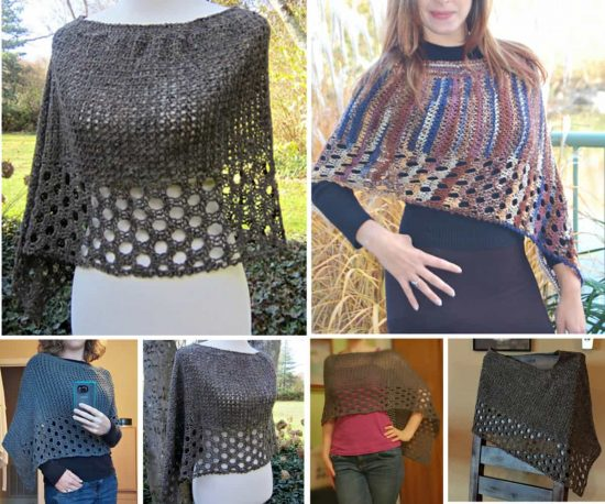 Ponchito Free Crochet Pattern