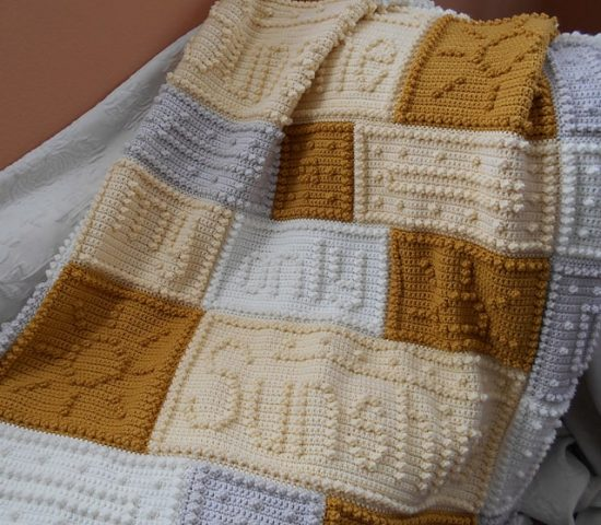 You Are My Sunshine Crochet Blanket Pattern