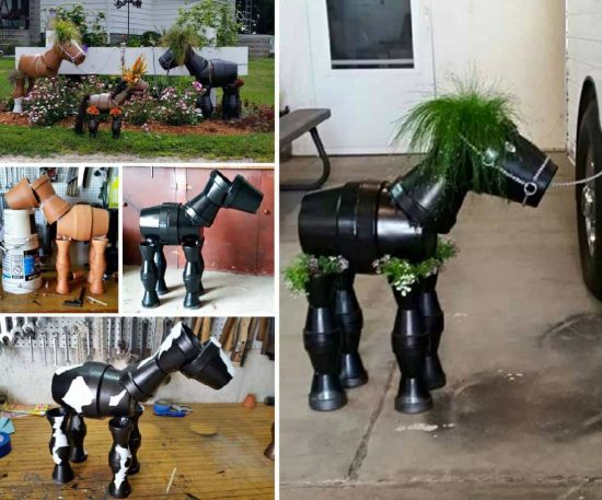 Fantastic Clay Pot Horses The Cutest Collection Of Ideas | The WHOot ZZ82
