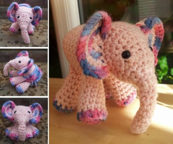 Elephant crochet lots of adorable patterns the whoot crochet elephant free pattern dt1010fo