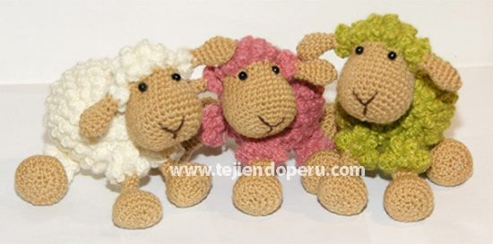 Lamb Crochet Projects The Best Collection The Whoot