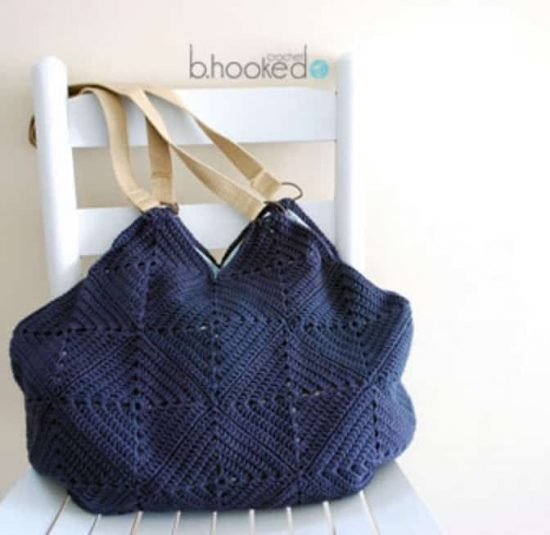 You Will Adore These Crochet Tote Bag Best Free Patterns The WHOot Fascinating Crochet Hobo Bag Pattern