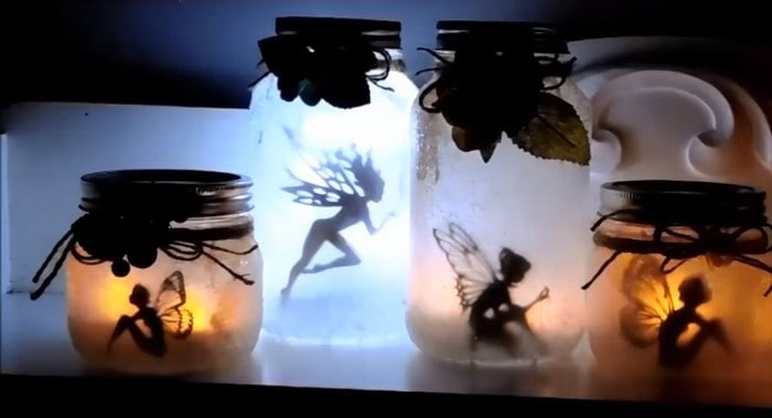 Fairy Jar Lanterns Are Simply Magical The Whoot