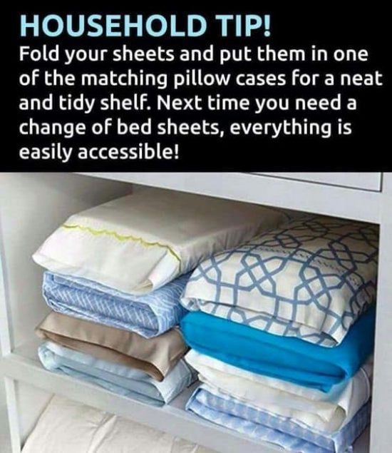 How To Store Sheet Sets