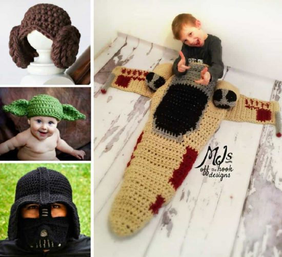 Star Wars Crochet Patterns Free Tutorial Ideas The Whoot