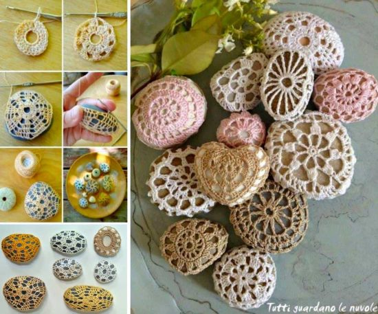 Crochet Stones The WHOot