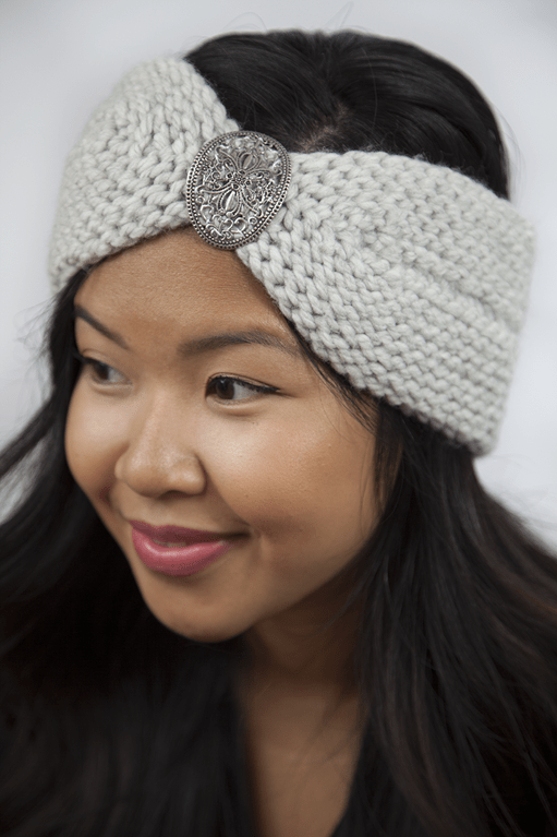 Slip Stitch Headband