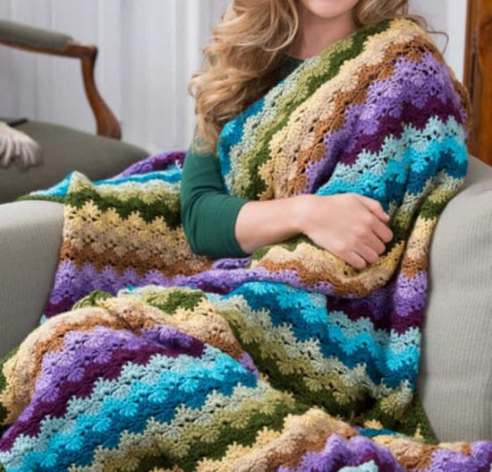 Crochet Shell Stitch Lots Of Fabulous Free Patterns | The WHOot