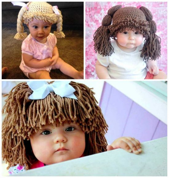 Are you looking for the ultimate gift  Everyone is going mad for these Cabbage  Patch Wigs and they make adorable photos . b267f17d17a