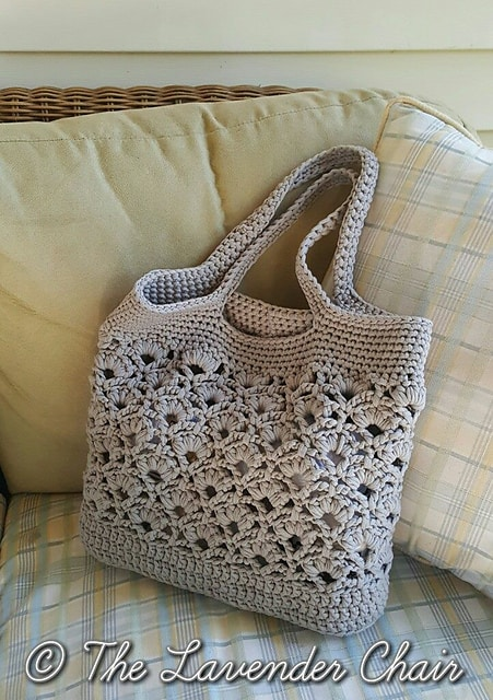 Crochet Tote Bag Best Free Patterns The Whoot
