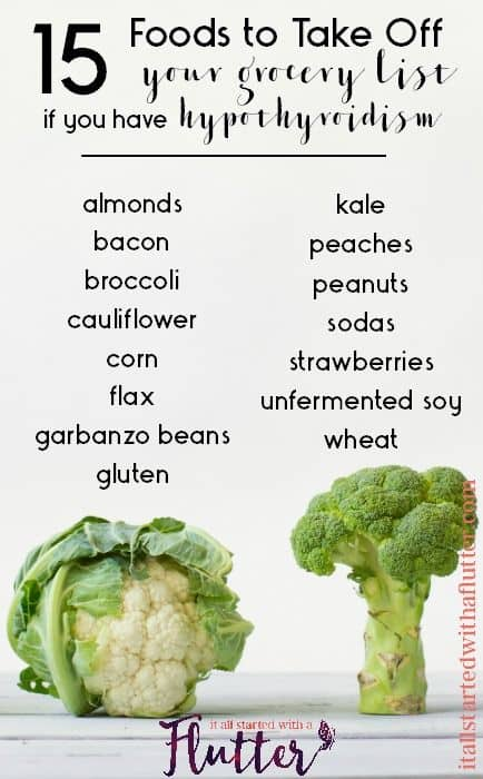 Kale thyroid