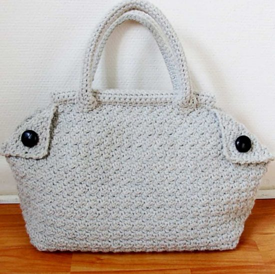 Crochet Derek Bag Free Pattern