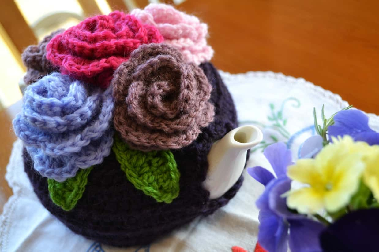 Lovely Teapot Crochet Cozy Patterns | The WHOot