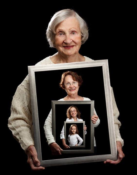Generational Family Photos Idea