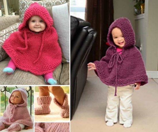 knitted-hooded-poncho-pattern