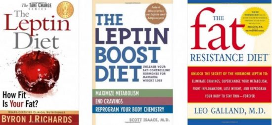 Leptin Diet Books