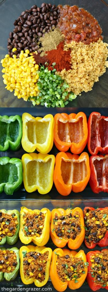 mexican-quinoa-stuffed-bell-peppers