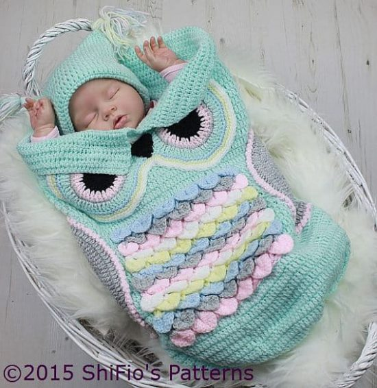 Crochet Baby Cocoons All The Cutest Ideas Youll Love