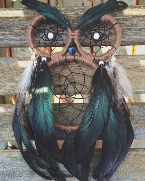 owl-dream-catcher
