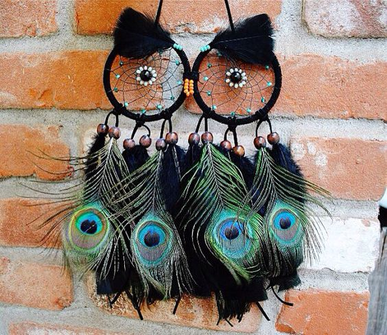 owl-dream-catcher-diy
