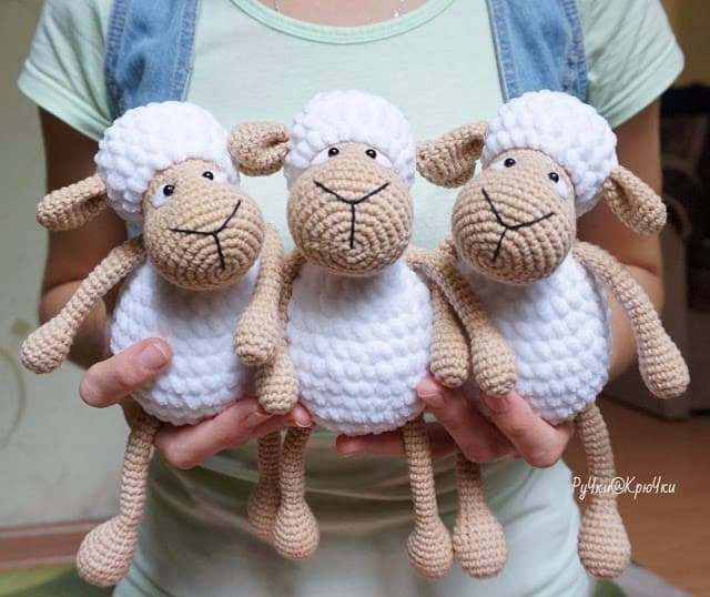 Crochet Bobble Sheep Pillow And Lots Of Free Patterns Cool Free Crochet Patterns