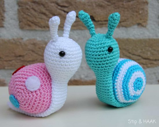 Amigurumi Crochet Pattern : Crochet snail pattern best ideas the whoot
