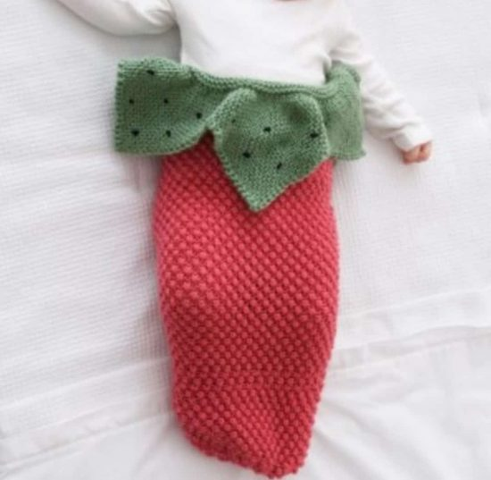 strawberry-cocoon-knitted-pattern