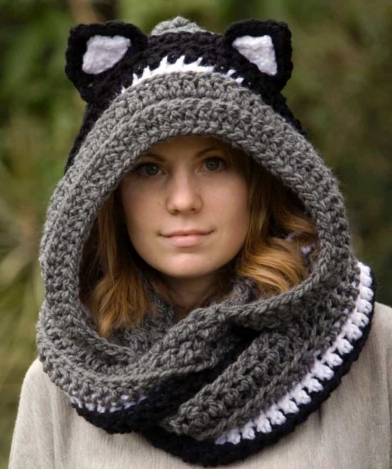 Crochet Animal Scoodie Pattern Free Tutorial Plus Video Instructions
