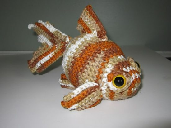 Crochet Goldfish Patterns Free