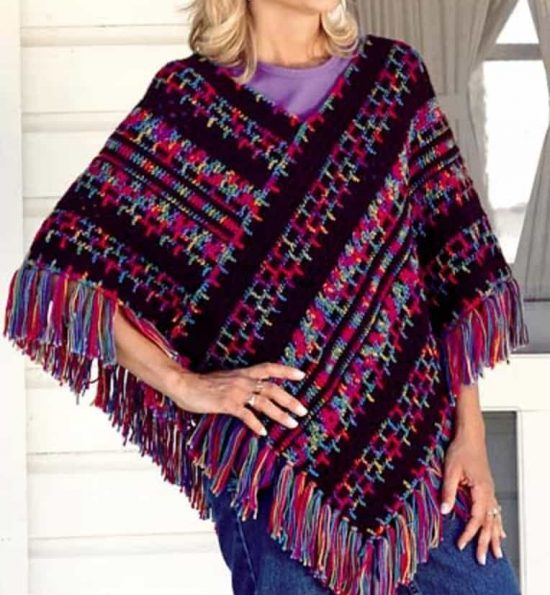 Crochet poncho free pattern best ideas the whoot crochet poncho pattern free dt1010fo
