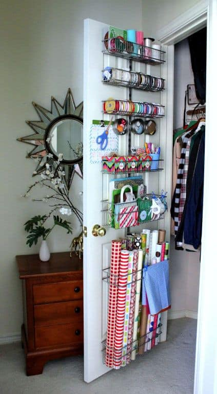 Door Craft Storage