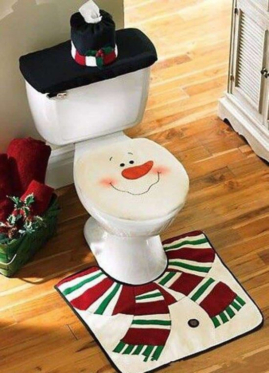 Awe Inspiring Crochet Santa Toilet Seat Cover Pattern And Snowman The Whoot Spiritservingveterans Wood Chair Design Ideas Spiritservingveteransorg